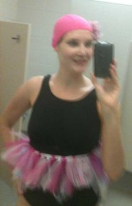 blur selfie