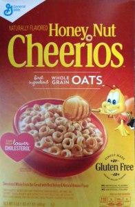 GF cheerios